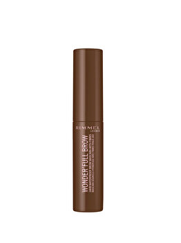 Mascara pentru sprancene WONDER'FULL BROW 24H, 002 Medium poza