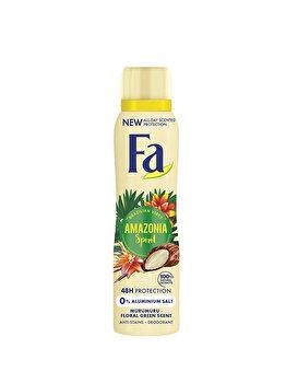 Deodorant spray pentru femei, Fa Amazonia Spirits, 150 ml poza