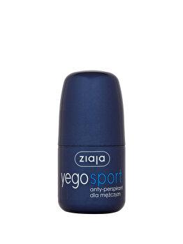 Antiperspitant sport pentru barbati roll-on, Yego, 60 ml imagine produs