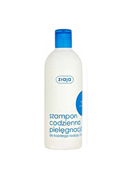 Ziaja-Sampon intensiv hidratant pentru par uscat cu ulei de Jojoba, Aloe vera si provitamina B5 imagine produs