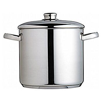 Oala, 5.5 L, Kitchen Craft, MCSTPOT20, inox, Gri
