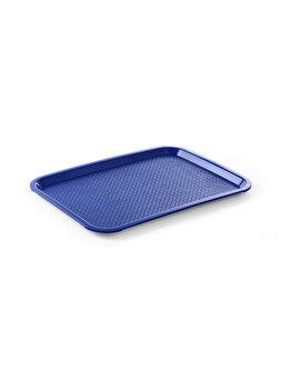 Tava servire, Hendi, 30.5 x 41.5 cm, 878927, polipropilena, Albastru imagine