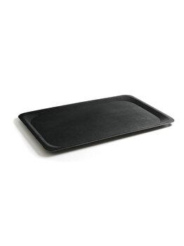 Tava servire dreptunghiulara, Hendi, 20 x 28 cm, 508657, Negru imagine