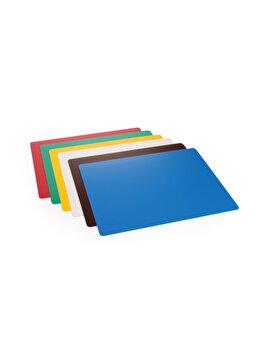 Set 6 x tocator subtire HACCP Hendi, 38 x 30.5 x 0.14 cm, 826300, polipropilena, Multicolor