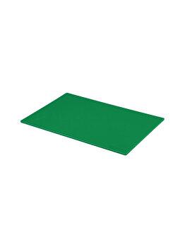 Tocator verde, Gastronorm, 530 x 325 x 12 mm, 826034, polietilena, Verde