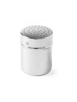 Solnita pentru sare sau piper, Hendi, 55 x 75 mm, 631201, inox, Gri imagine 2021