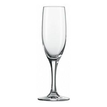 Set 6 cupe sampanie Schott Zwiesel, 192 ml, cristal, 133934 imagine