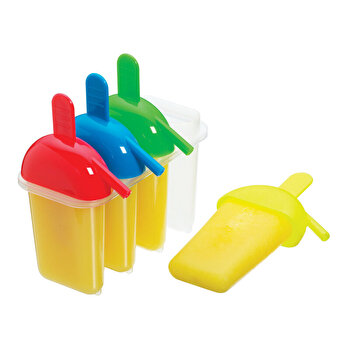 Set 4 forme inghetata Kitchen Craft, KCLOLLY, Multicolor