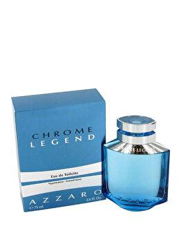 Apa de toaleta Azzaro Chrome Legend, 75 ml, pentru barbati imagine produs