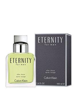 After shave Calvin Klein Eternity, 100 ml, pentru barbati imagine produs