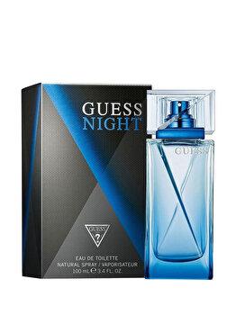 Apa de toaleta Guess Night, 100 ml, pentru barbati imagine produs