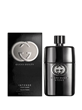 Apa de toaleta Gucci Guilty Intense, 90 ml, pentru barbati imagine produs