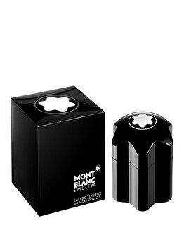 Apa de toaleta Mont blanc Emblem, 60 ml, pentru barbati imagine produs