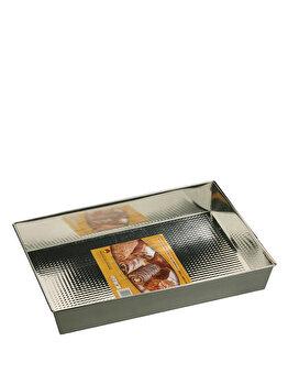 Tava pentru prajituri SNB, 87739, Argintiu imagine