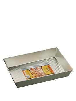 Tava pentru prajituri SNB, 87829, Argintiu imagine