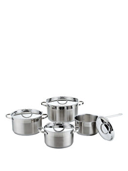 Set 8 piese de gatit, din inox, Aleida imagine