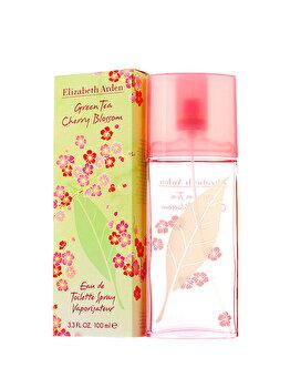 Apa de toaleta Elizabeth Arden Green Tea Cherry Blossom, 100 ml, pentru femei imagine produs