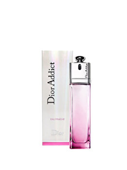 Apa de toaleta Christian Dior Addict eau fraiche, 100 ml, pentru femei imagine produs
