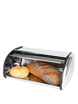 Cutie pentru paine - Rufus, Domotti, 68906, Argintiu