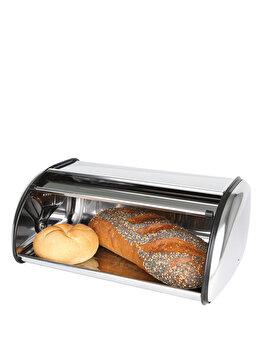 Cutie pentru paine - Rufus, Domotti, 68907, Argintiu