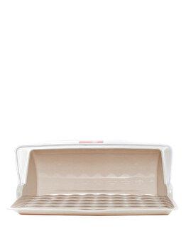 Cutie pentru paine - Avangarda, Domotti, 699438, Bej imagine