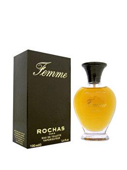 Apa de toaleta Rochas Femme, 100 ml, pentru femei imagine
