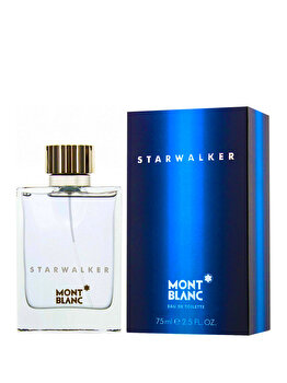 Apa de toaleta Mont blanc Starwalker, 75 ml, pentru barbati imagine produs
