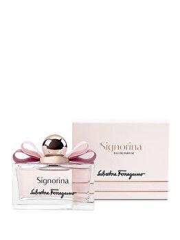 Apa De Parfum Salvatore Ferragamo Signorina, 100 Ml, Pentru Femei