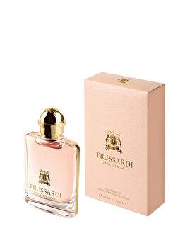 Apa de toaleta Trussardi Delicate Rose, 50 ml, pentru femei poza