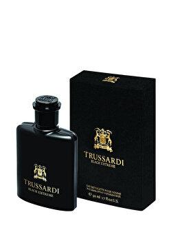 Apa de toaleta Trussardi Black Extreme, 50 ml, pentru barbati imagine produs