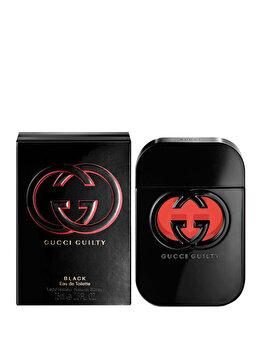 Apa de toaleta Gucci Guilty Black, 75 ml, pentru femei imagine