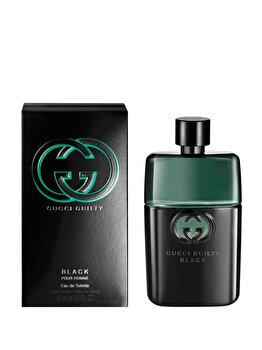 Apa de toaleta Gucci Guilty Black, 90 ml, pentru barbati imagine