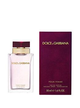Apa de parfum Dolce & Gabbana Pour Femme, 50 ml, pentru femei imagine produs