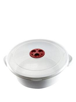 Recipient pentru cuptorul cu microunde - Smart, Express, 699359, Alb imagine