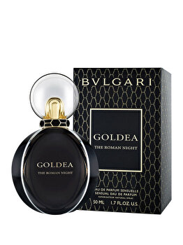 Apa De Parfum Bvlgari Goldea The Roman Night, 50 Ml, Pentru Femei