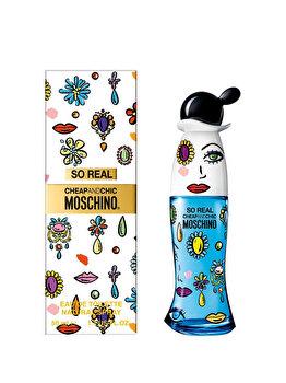 Apa de toaleta Moschino Cheap and Chic So Real, 50 ml, pentru femei imagine produs