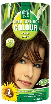 Vopsea par, Long Lasting Colour, Mocha Brown 4.03, 100 ml poza