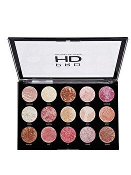 Paleta de farduri pentru ochi Pro HD Amplified Get Baked, 37.5 g imagine produs