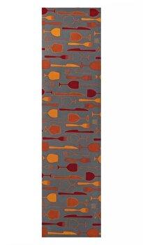 Traversa Decorino Modern & Geometric CT235-131214, Multicolor, 67x800 cm elefant