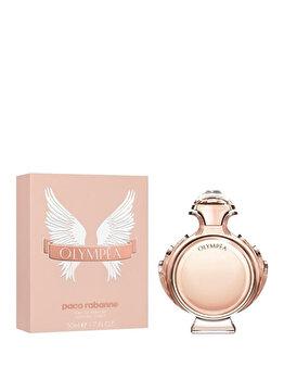 Apa de parfum Paco Rabanne Olympea, 50 ml, pentru femei imagine produs