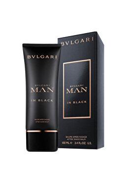 After shave balsam Bvlgari Man in Black, 100 ml, pentru barbati imagine produs