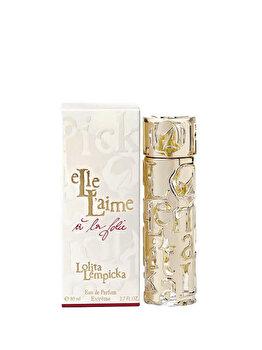 Apa de parfum Lolita Lempicka Elle L'Aime A La Folie, 80 ml, pentru femei imagine produs