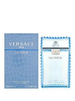 Apa de toaleta Versace Man Eau Fraiche, 200 ml, pentru barbati imagine produs