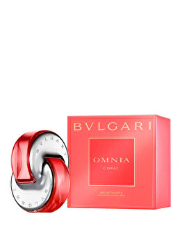 Apa de toaleta Bvlgari Omnia Coral, 65 ml, pentru femei poza