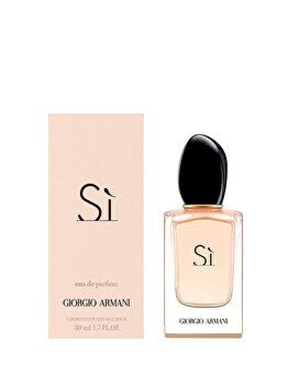 Apa de parfum Giorgio Armani Si, 50 ml, pentru femei poza
