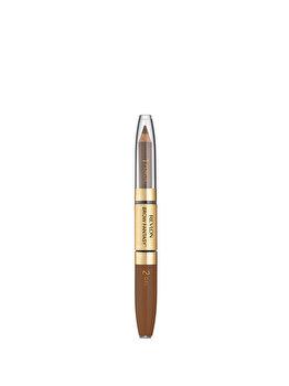Creion pentru sprancene, 105 Brunette, 113 g imagine produs