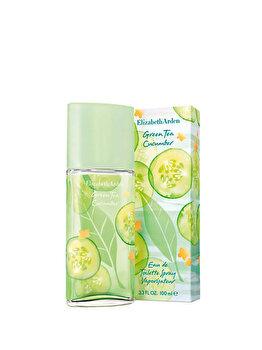 Apa de toaleta Elizabeth Arden Green Tea Cucumber, 100 ml, pentru femei imagine produs