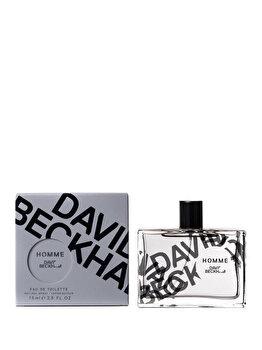 Apa de toaleta David Beckham Homme, 75 ml, pentru barbati poza