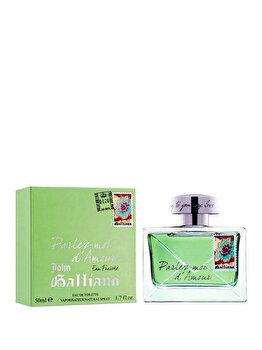 Apa de toaleta John Galliano Parlez-Moi d'Amor Eau Fraiche, 50 ml, pentru femei imagine produs