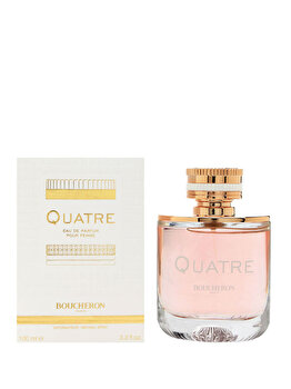 Apa de parfum Boucheron Quatre, 100 ml, pentru femei imagine
